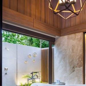 Beach Villa with Pool 2 - st regis maldives vommuli - luxury maldives holidays