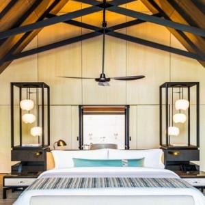 Beach Villa with Pool 6 - st regis maldives vommuli - luxury maldives holidays