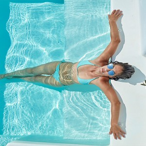 Charisma Suites Santorini - Luxury Greece Honeymoon packages - Charisma Infinity pool suite1