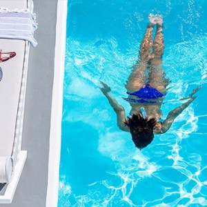 Charisma Suites Santorini - Luxury Greece Honeymoon packages - Pool1