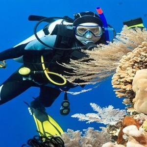 Cocoon Maldives - Luxury Maldives Honeymoon Packages - scuba diving