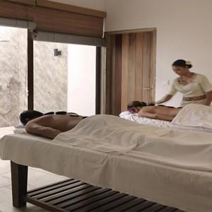Cocoon Maldives - Luxury Maldives Honeymoon Packages -spa massage