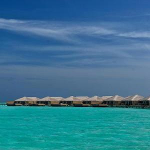 Cocoon Maldives - Luxury Maldives Honeymoon Packages - water villa