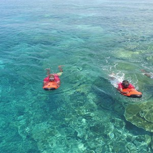 Cocoon Maldives - Luxury Maldives Honeymoon Packages - watersports2