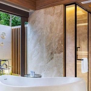 Garden Villa with Pool 2 - st regis maldives vommuli - luxury maldives holidays