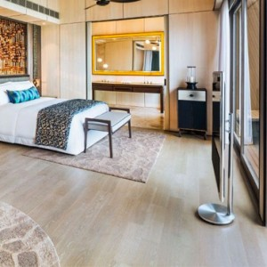 Overwater Villa with Pool 2 - st regis maldives vommuli - luxury maldives holidays