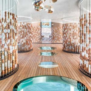 SPA interior - st regis maldives vommuli - luxury maldives holidays
