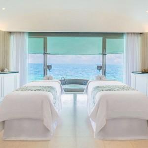 SPA room - st regis maldives vommuli - luxury maldives holidays