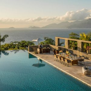 Seychelles Honeymoon Packages Four Seasons Resort Seychelles Four Bedroom Residence Villa 7