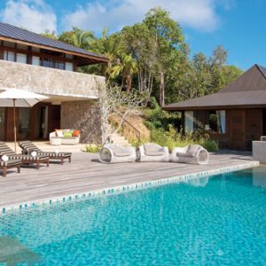 Seychelles Honeymoon Packages Four Seasons Resort Seychelles Three Bedroom Residence Villa