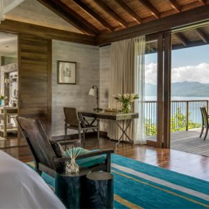 Seychelles Honeymoon Packages Four Seasons Resort Seychelles Three Bedroom Residence Villa 2