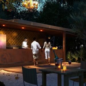 dining 9 - st regis maldives vommuli - luxury maldives holidays