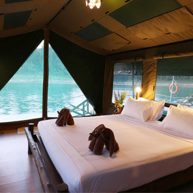elephant hills - khao lak and elephant hills - luxury thailand multi centre honeymoons