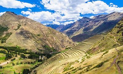 Romantic destinations in South America