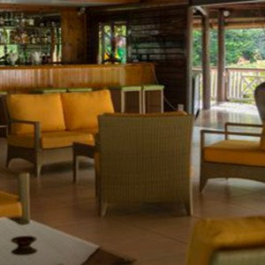Acajou Beach Resort - Luxury Seychelles Honeymoon Packages - Chapo! Bar & Lounge