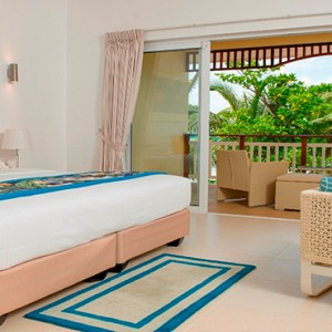 Acajou Beach Resort - Luxury Seychelles Honeymoon Packages - Deluxe room2
