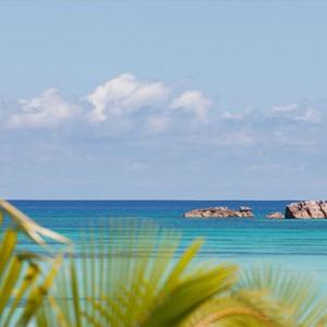 Acajou Beach Resort - Luxury Seychelles Honeymoon Packages - Ocean view