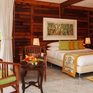 Acajou Beach Resort - Luxury Seychelles Honeymoon Packages - Superior Room