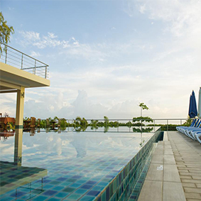 Acajou Beach Resort - Luxury Seychelles Honeymoon Packages - thumbnail1