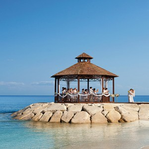 Sandals St James Montego Bay - Luxury Jamaica Honeymoon Packages - Weddings
