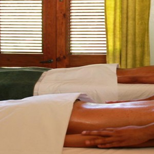 Southfield Estate Resort - Luxury St Lucia honeymoon Packages - Couple spa massages
