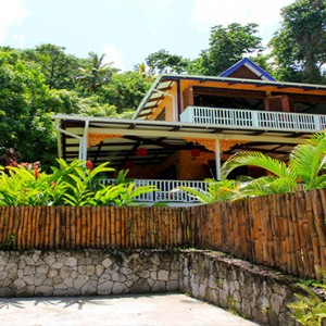 Southfield Estate Resort - Luxury St Lucia honeymoon Packages - Hotel exterior