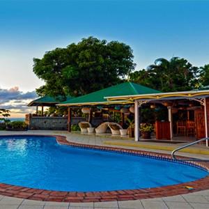 Southfield Estate Resort - Luxury St Lucia honeymoon Packages - Mango restaurant