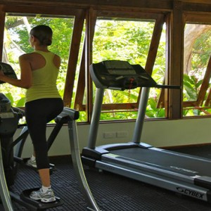Southfield Estate Resort - Luxury St Lucia honeymoon Packages - fitness