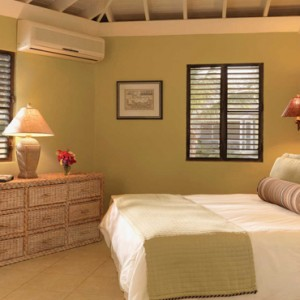 Superior room - nisbet plantation beach club - luxury st kitts and nevis honeymoon packages