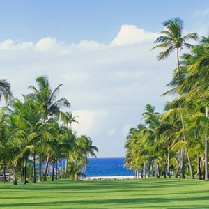 avenue lawn - nisbet plantation beach club - luxury st kitts and nevis honeymoon packages