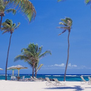beach - nisbet plantation beach club - luxury st kitts and nevis honeymoon packages