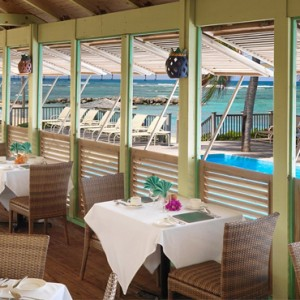 coconuts - nisbet plantation beach club - luxury st kitts and nevis honeymoon packages