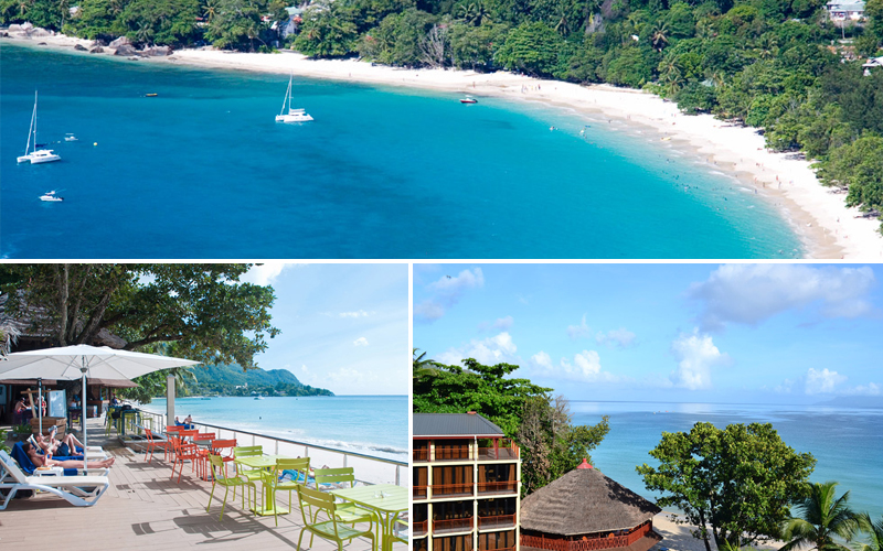 coral strand hotel - veritys seychelles trip - luxury seychelles honeymoon packages