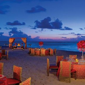Jamaica Honeymoon Packages Secrets St James Montego Bay Wedding Beach Dining Reception