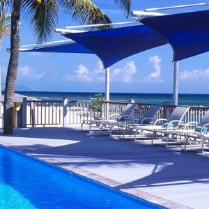 pool - nisbet plantation beach club - luxury st kitts and nevis honeymoon packages