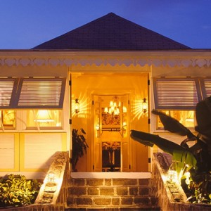 the great house - nisbet plantation beach club - luxury st kitts and nevis honeymoon packages