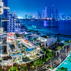 thumbnail - FIVE Palm jumeirah Dubai - Luxury Dubai Honeymoon Packages