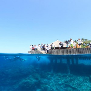 Angsana Ihuru Island - Luxury Maldives Honeymoon Packages - scuba divng