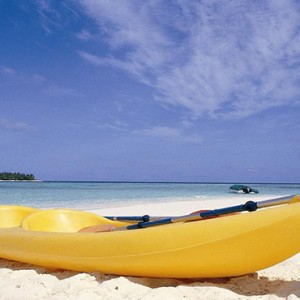 Angsana Ihuru Island - Luxury Maldives Honeymoon Packages - watersport activities