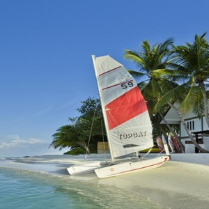 Angsana Ihuru Island - Luxury Maldives Honeymoon Packages - watersport activities1
