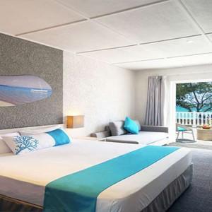 Astroea beach - Luxury Mauritius Honeymoon Packages - Comfort room