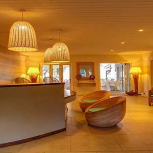 Astroea beach - Luxury Mauritius Honeymoon Packages - Reception