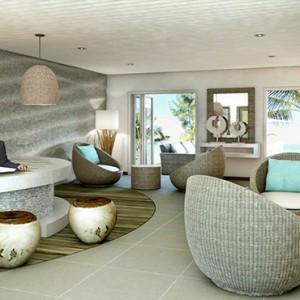 Astroea beach - Luxury Mauritius Honeymoon Packages - spa reception