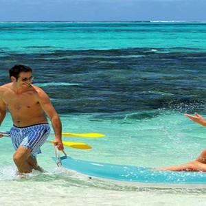 Astroea beach - Luxury Mauritius Honeymoon Packages - watersport activities
