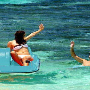 Astroea beach - Luxury Mauritius Honeymoon Packages - watersport activities1