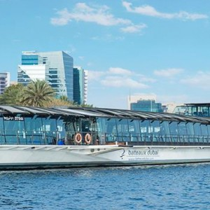 Bateaux Dubai - JA Ocean View Hotel - Luxury Dubai honeymoon packages