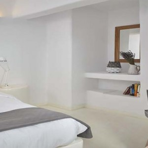 Cliff Side Suites Santorini - Luxury Greece Honeymoon Packages - Superior rooms