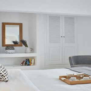 Cliff Side Suites Santorini - Luxury Greece Honeymoon Packages - Superior rooms1