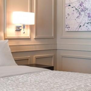 Club Sea View 3 - Le Meridien Mina seyahi - Luxury dubai Honeymoon Packages