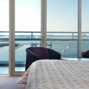 Club Sea View 4 - Le Meridien Mina seyahi - Luxury dubai Honeymoon Packages